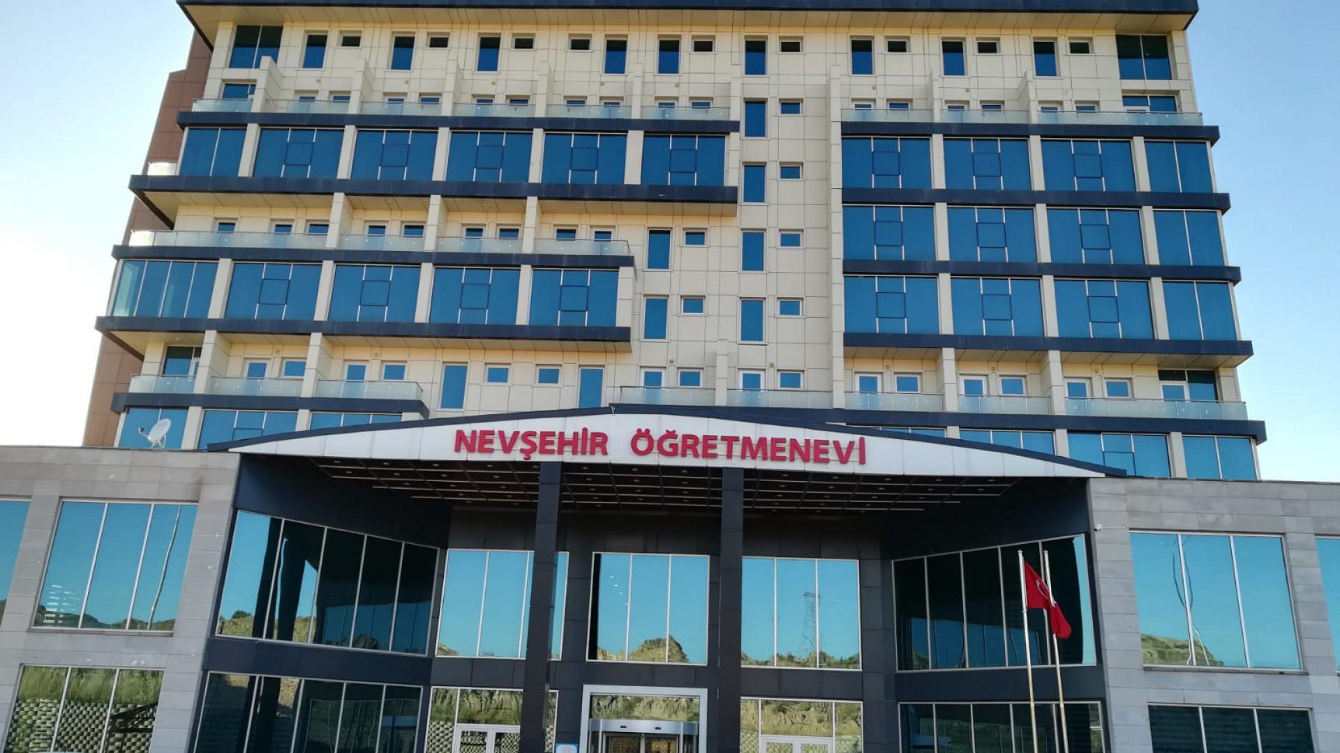 Nevşehir Öğretmen Evi